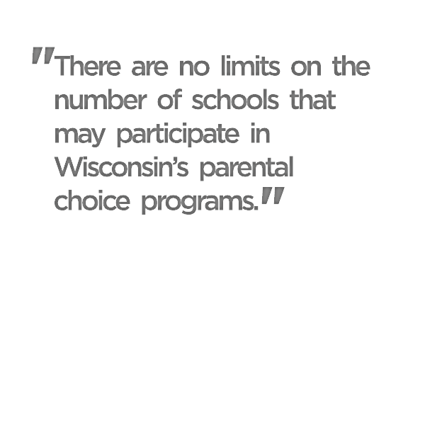 limits on number of schools