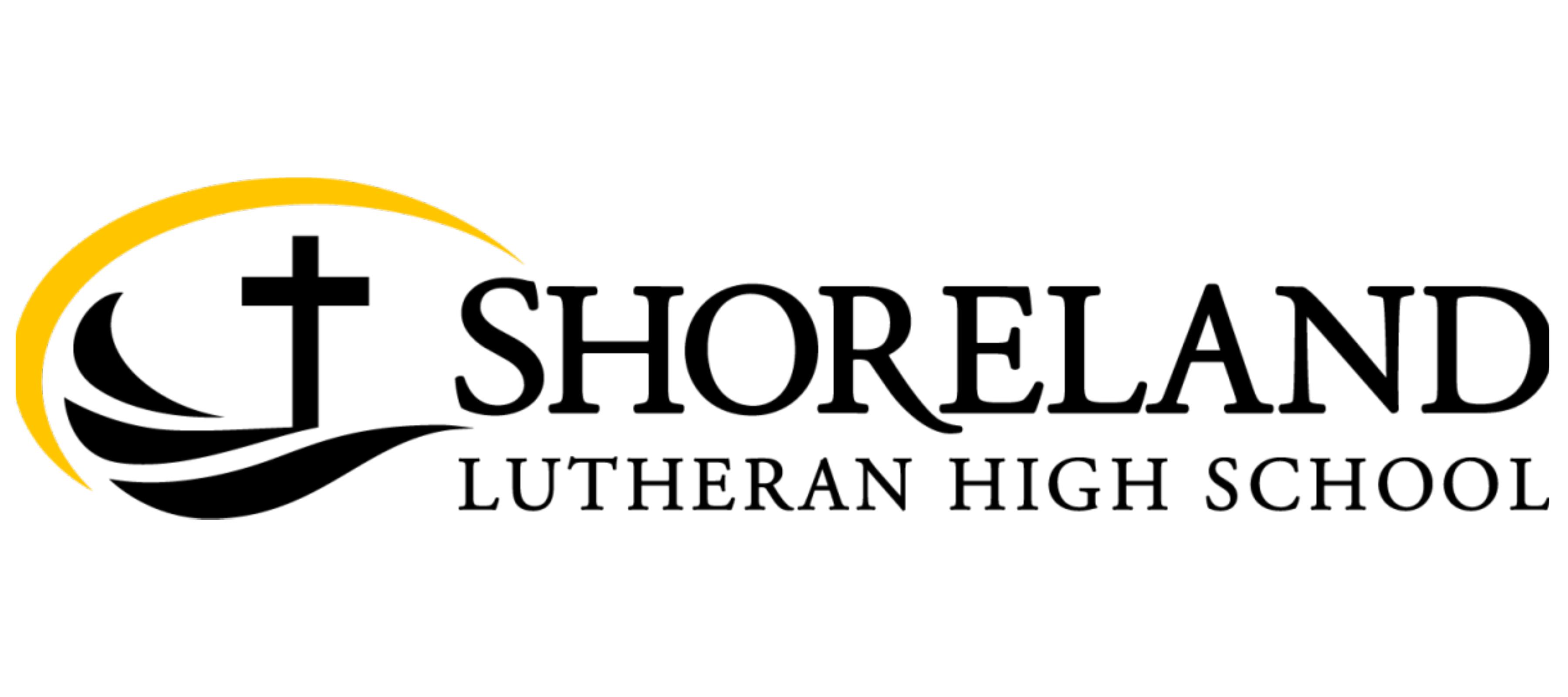 shoreland lutheran high school logo
